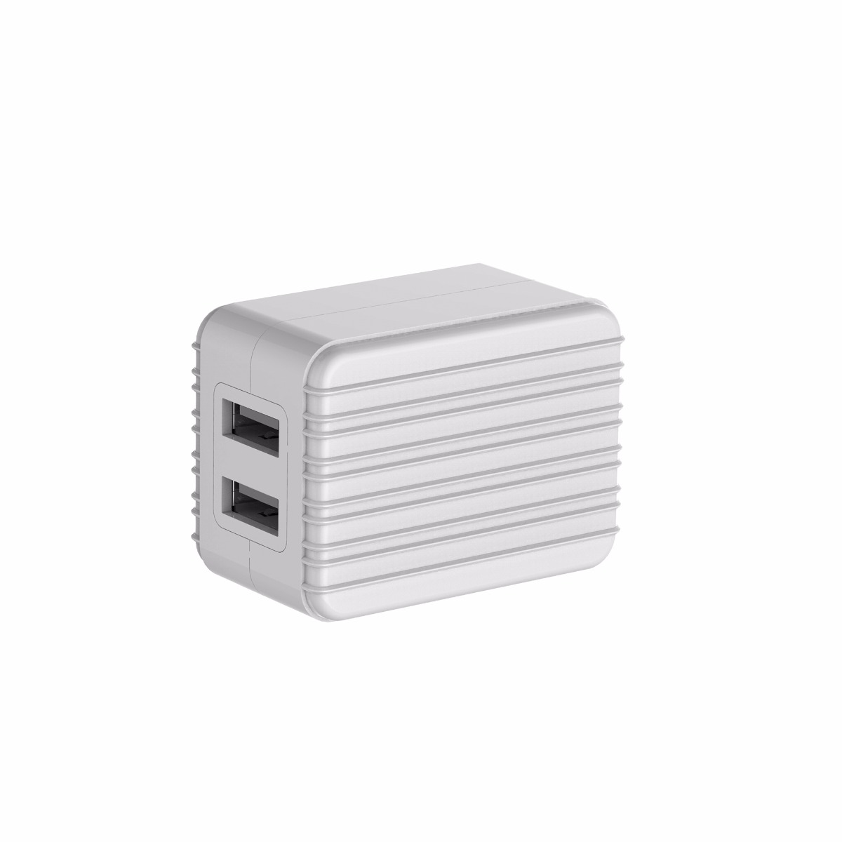 Patch Panda 2U USB Wall Adapter for Mobile Phone