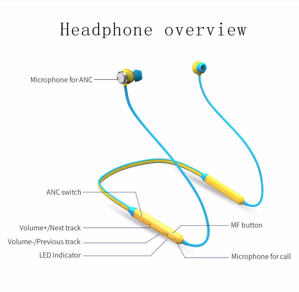 dual mic earphone