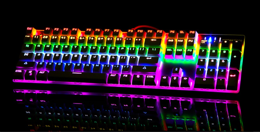 light up keyboard