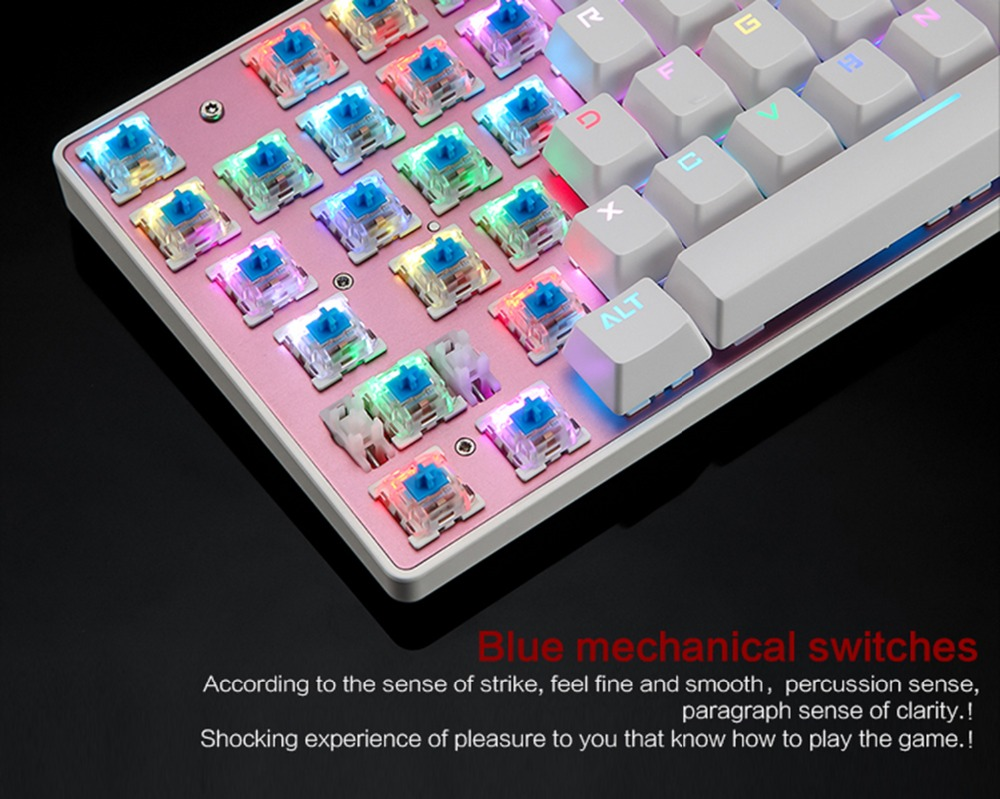 ck104 mechanical keyboard