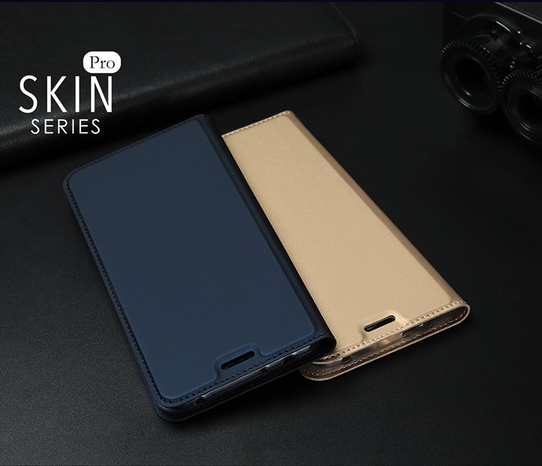 DUX DUCIS PU Leather Flip Case for Xiaomi Redmi 5 Plus