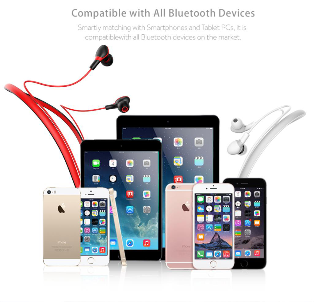 Baseus Enock Neck Hung NGE16 Bluetooth Earphone