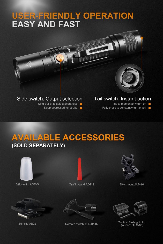 uc35 v2.0 flashlight