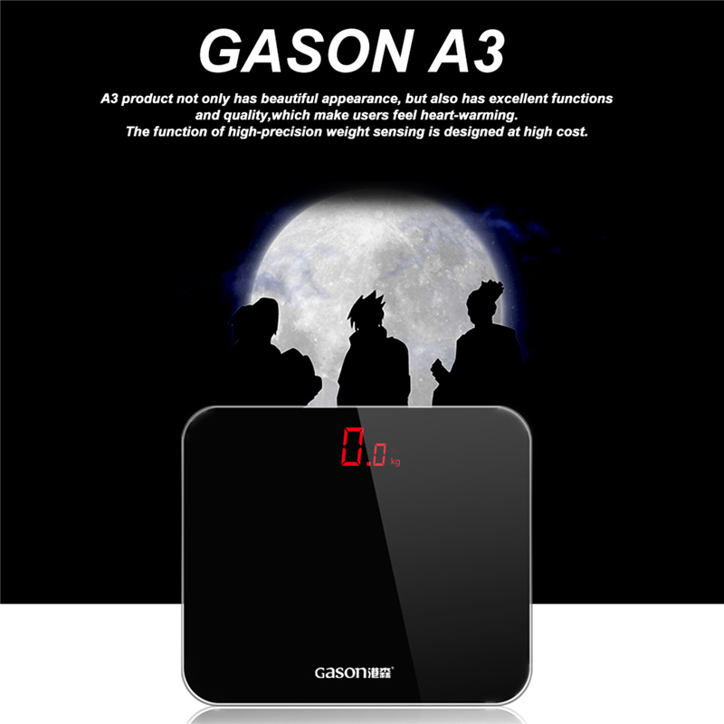 Gason A3 Intelligent Household Electronic Scales