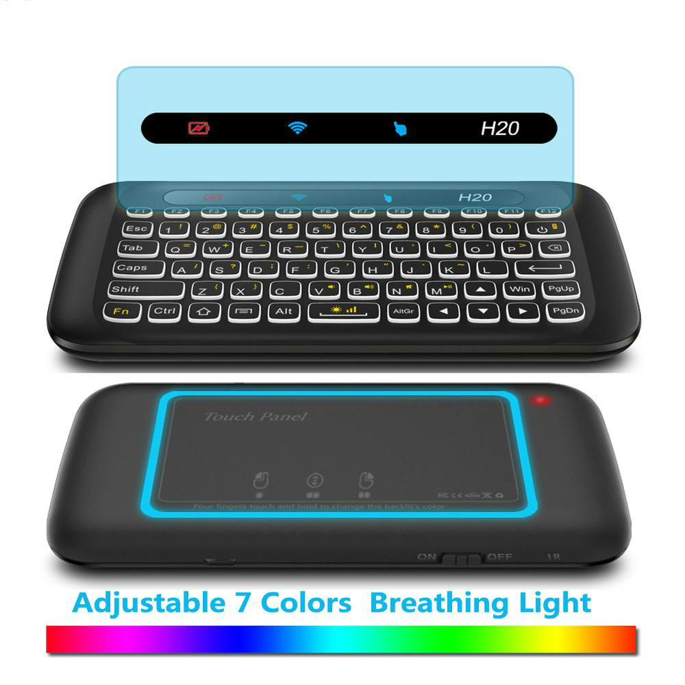 h20 mini wireless keyboard