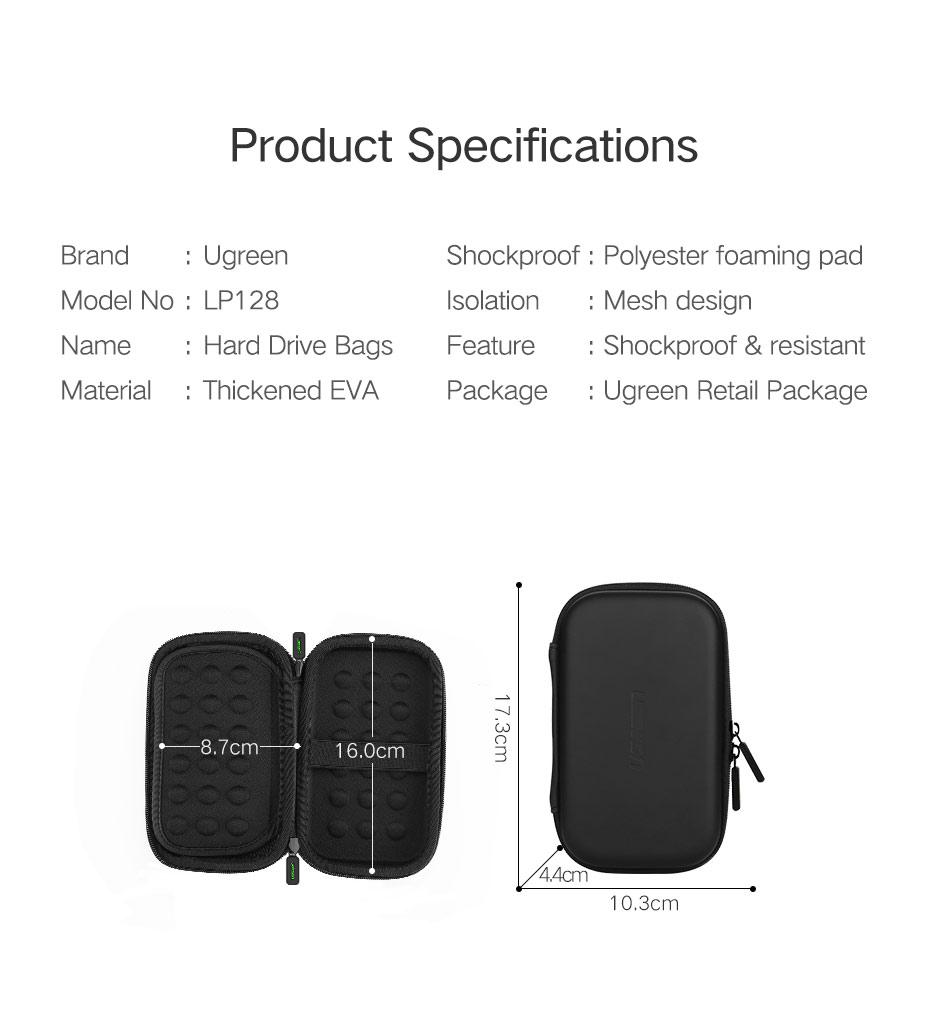 mini earphone bag