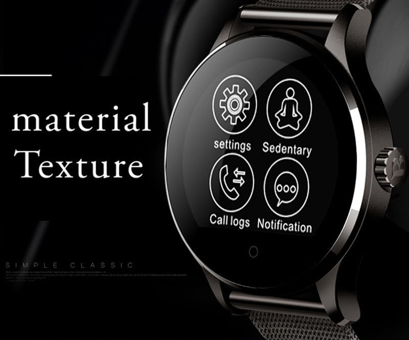 fashionable smart watch