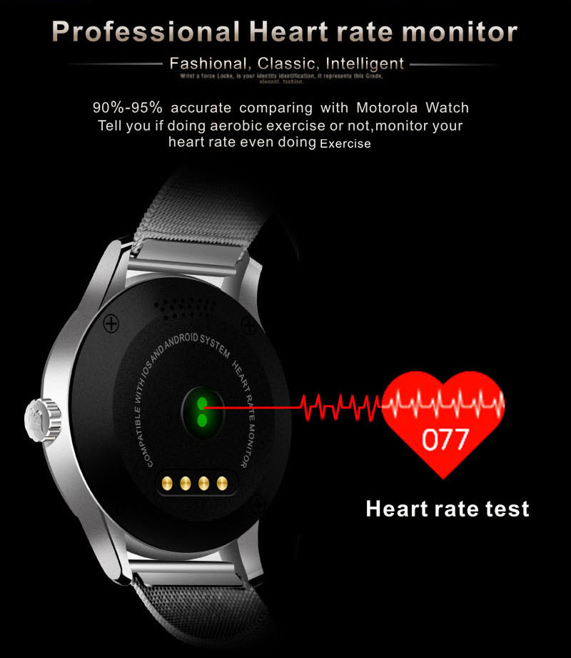 k88h wrist watch