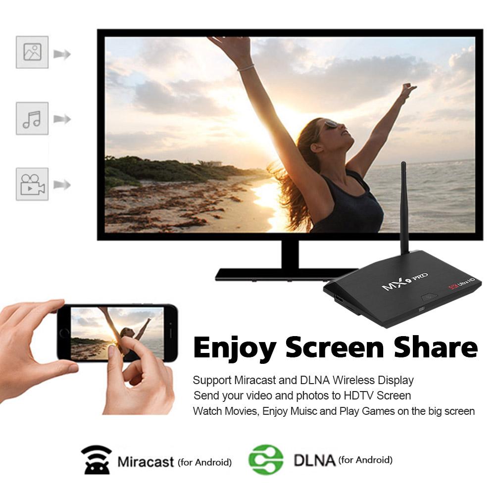 mx9 pro smart tv box