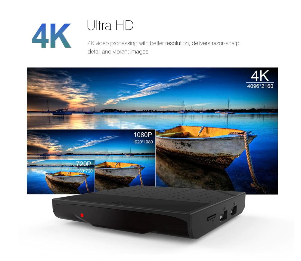 km8 p 4k tv box
