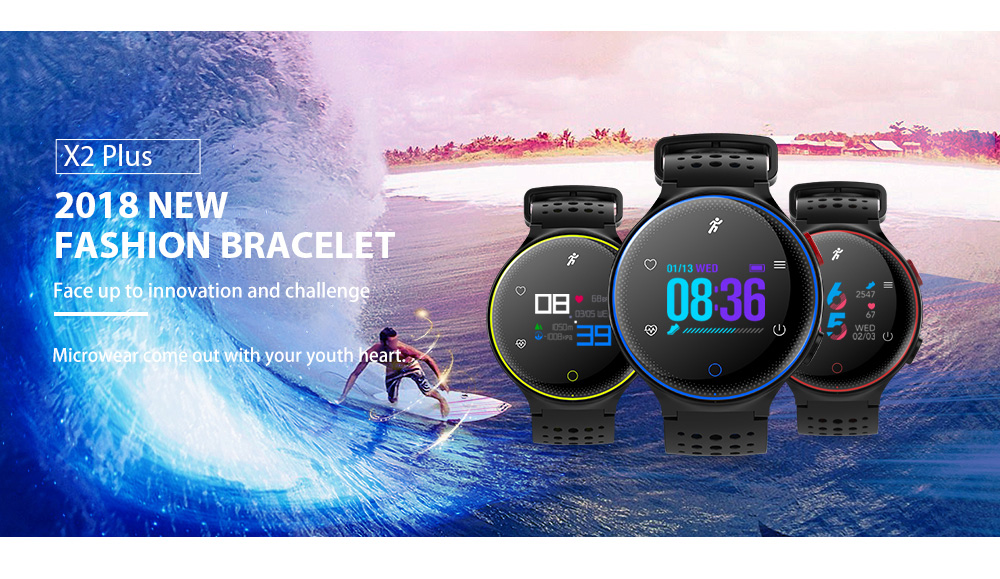 microwear x2 plus smartwatch