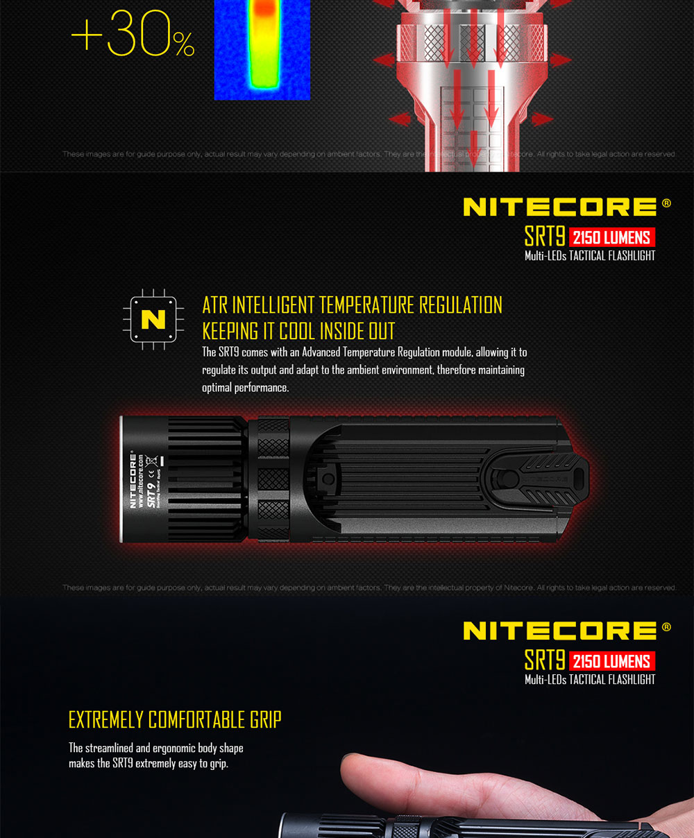 nitecore flashlight 2018