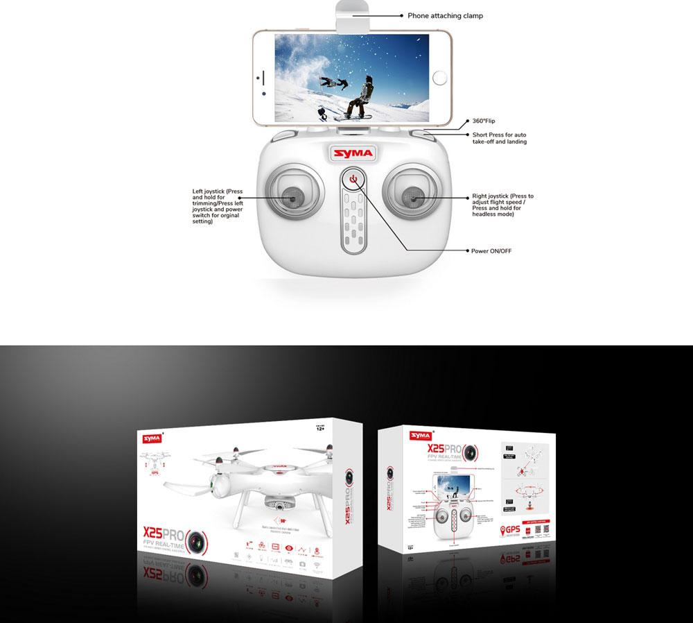 x25 pro drone