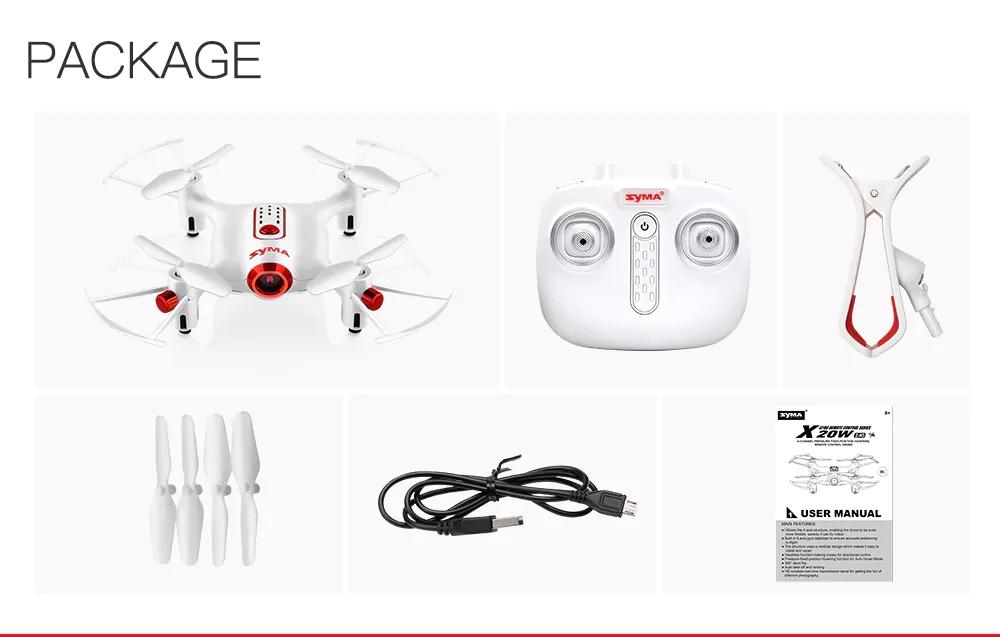 mini rc drone