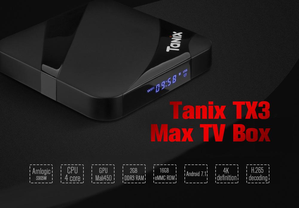 tanix tx3 max