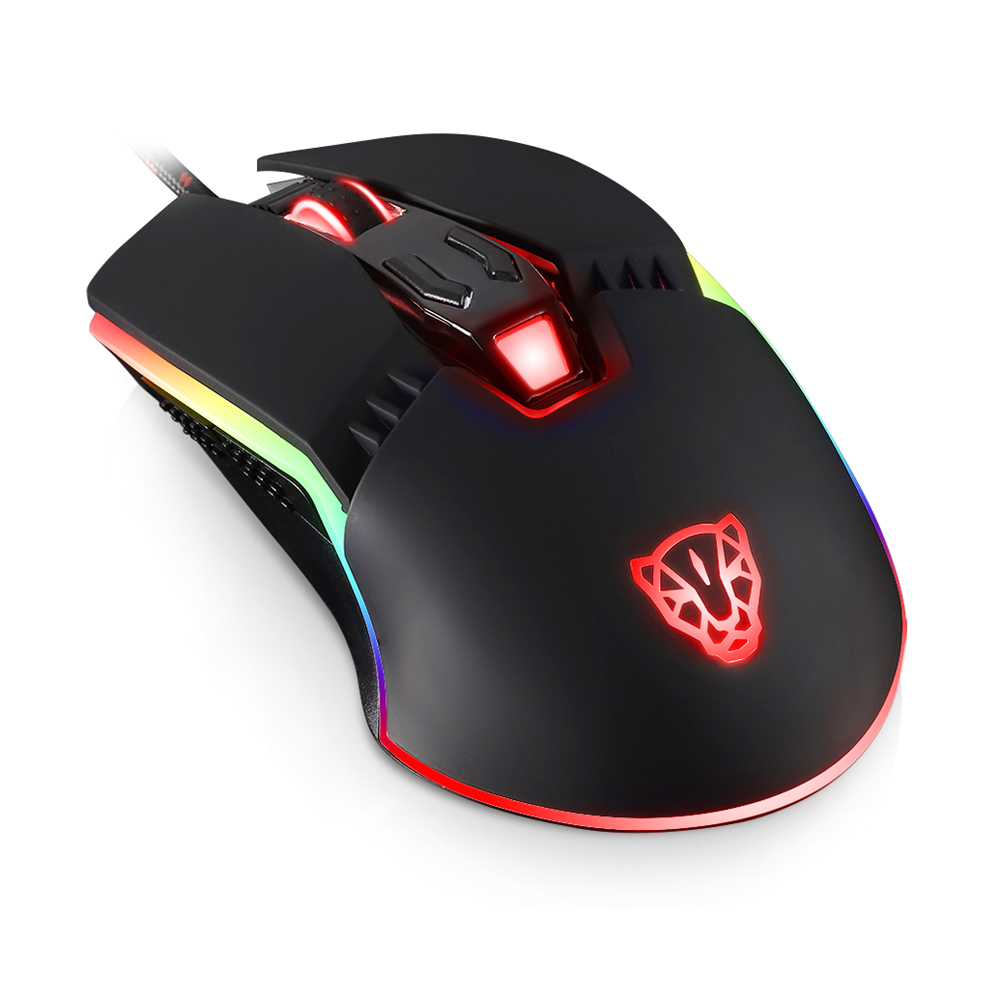 mouse with backlight