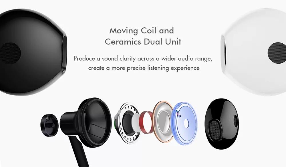 half in-ear earphone