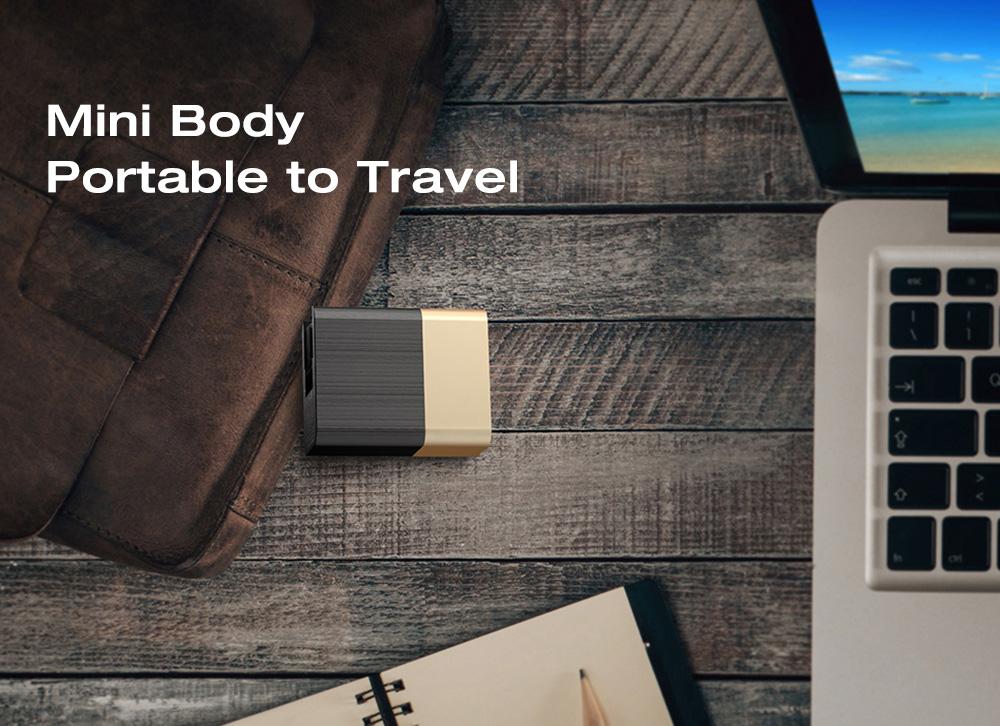 Baseus Duke Type-c PD + U Travel Charger