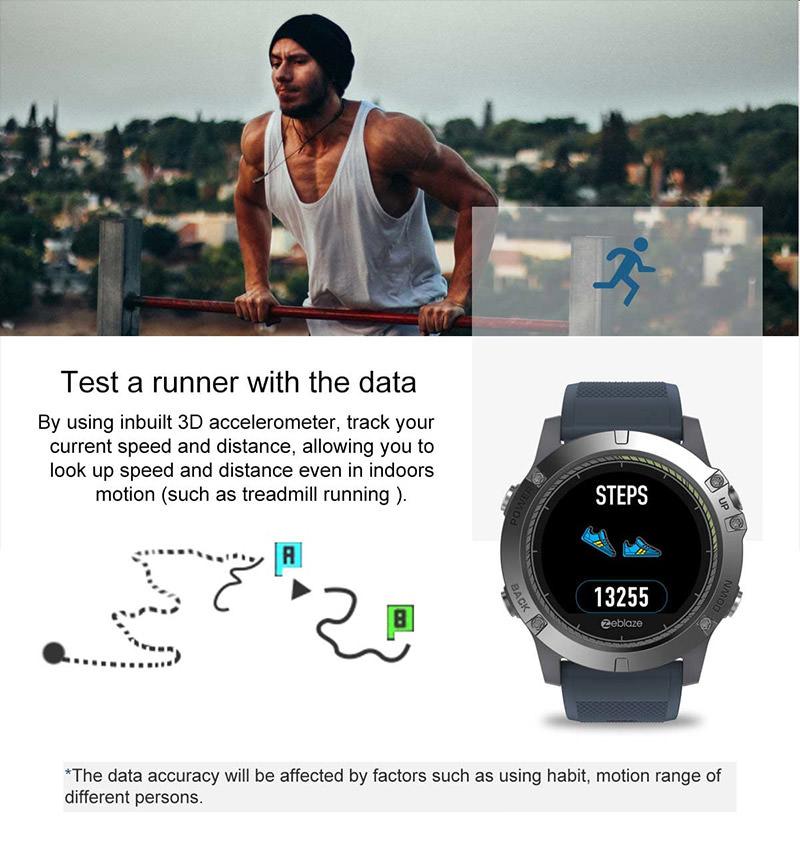 vibe 3 hr smartwatch