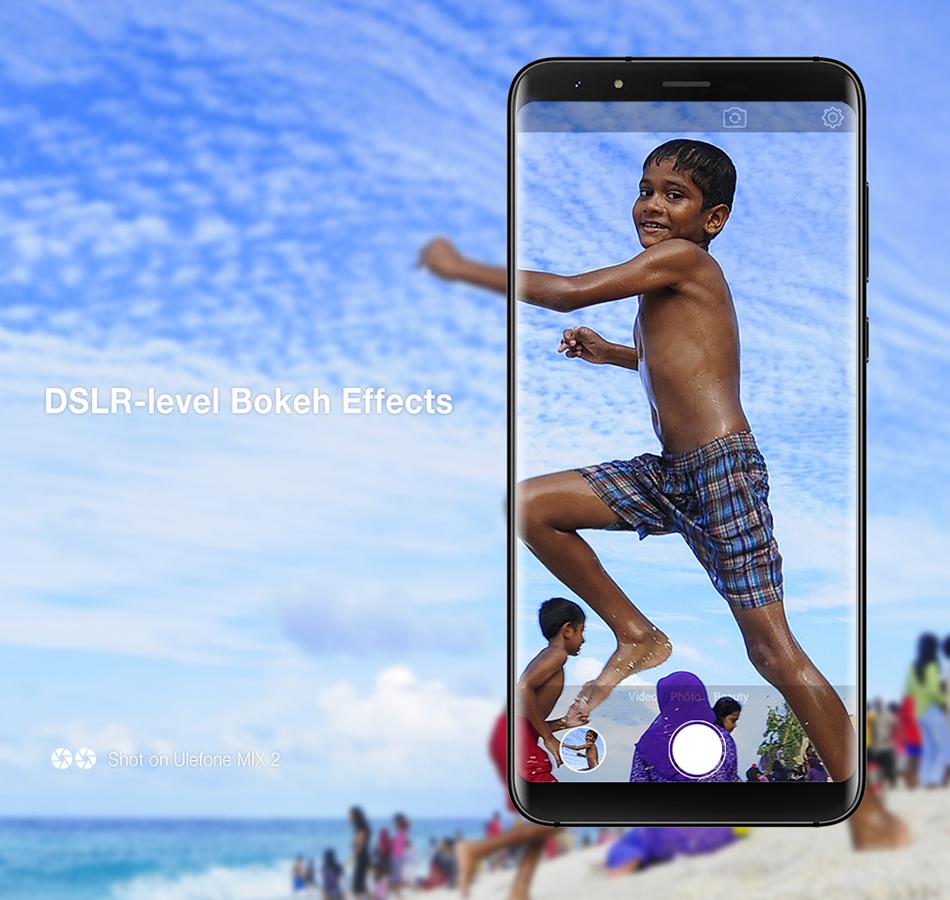 Ulefone MIX 2 5.7 Inch 4G Smartphone All Screen Quad Core