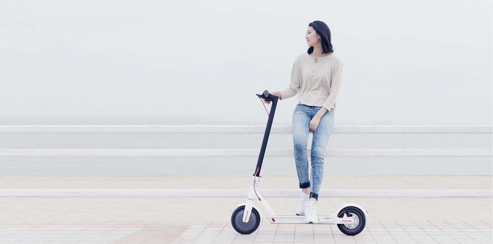 fashionable electric scooter