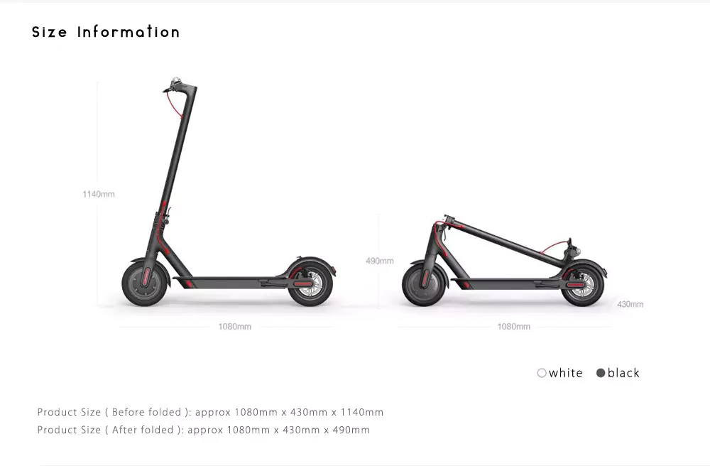 mijia scooter