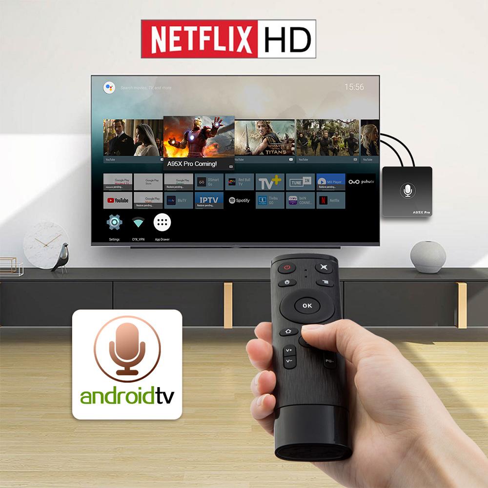 a95x pro smart tv box