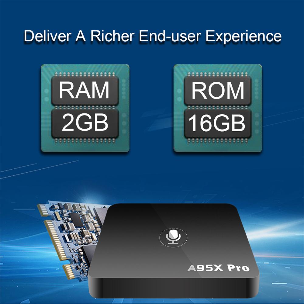 a95x pro 4k tv box