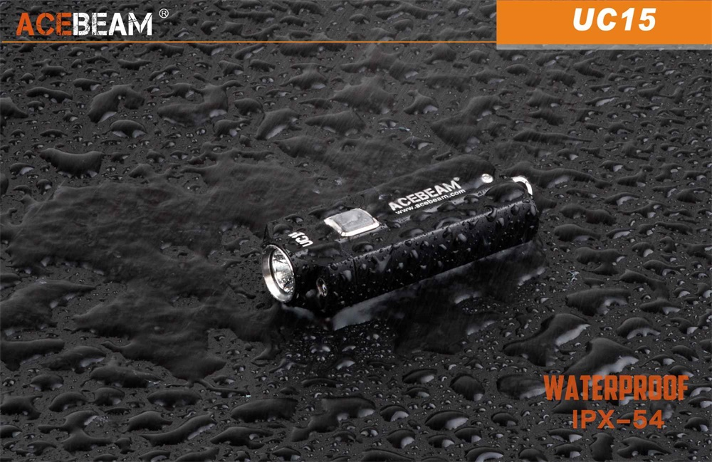acebeam uc15 flashlight