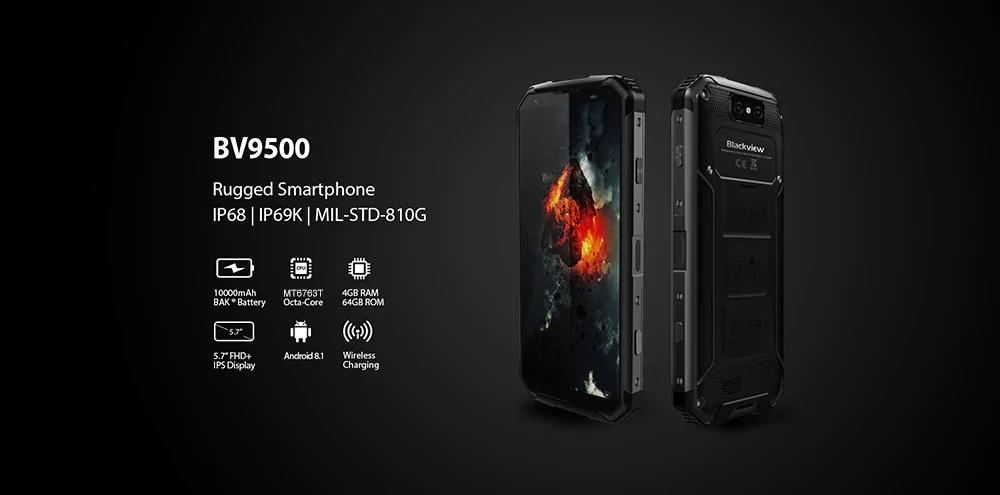 blackview bv9500 4g smartphone