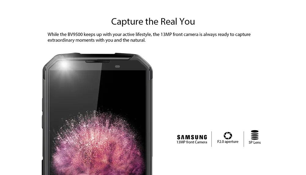 blackview bv9500 smartphone 2018