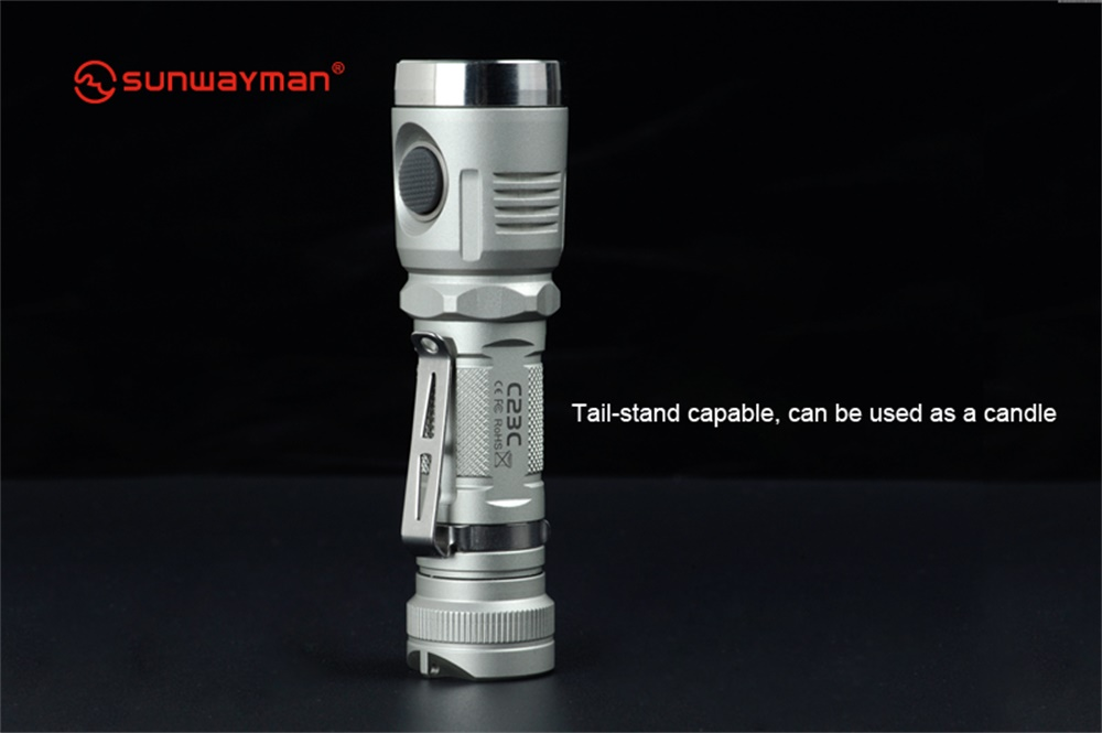 sunwayman c23c flashlight online