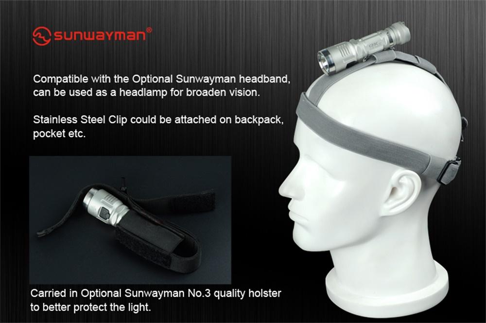 buy sunwayman c23c online