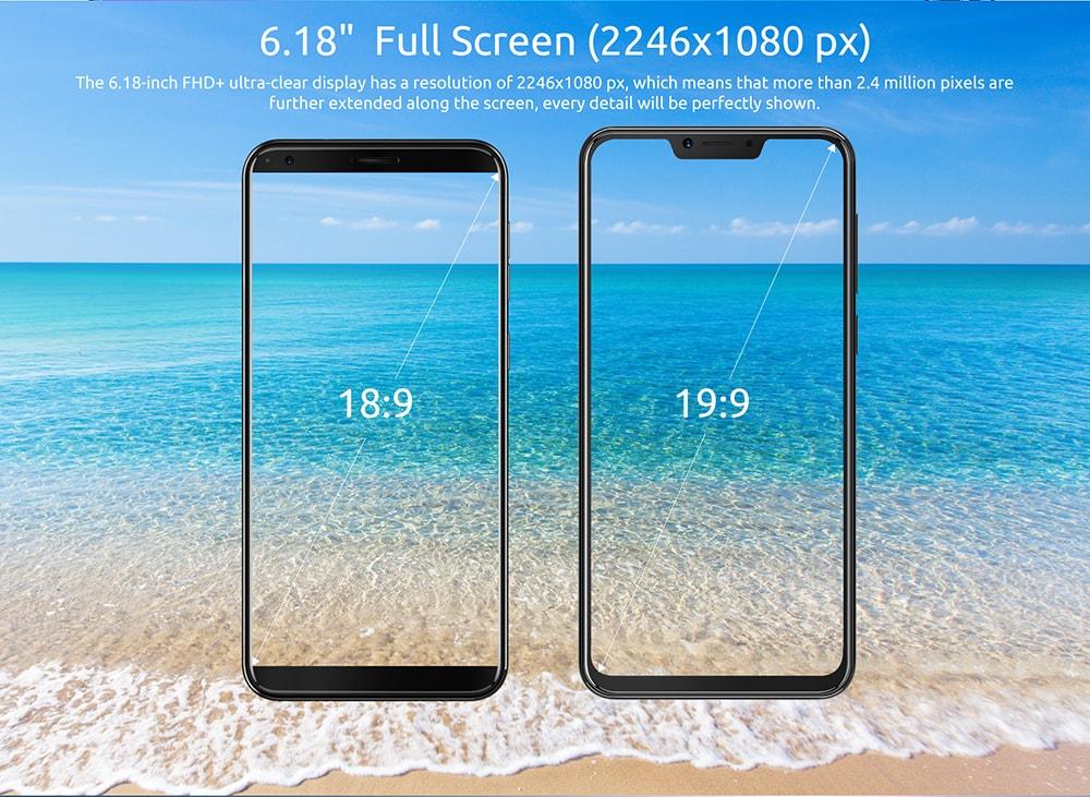 buy cubot p20 smartphone