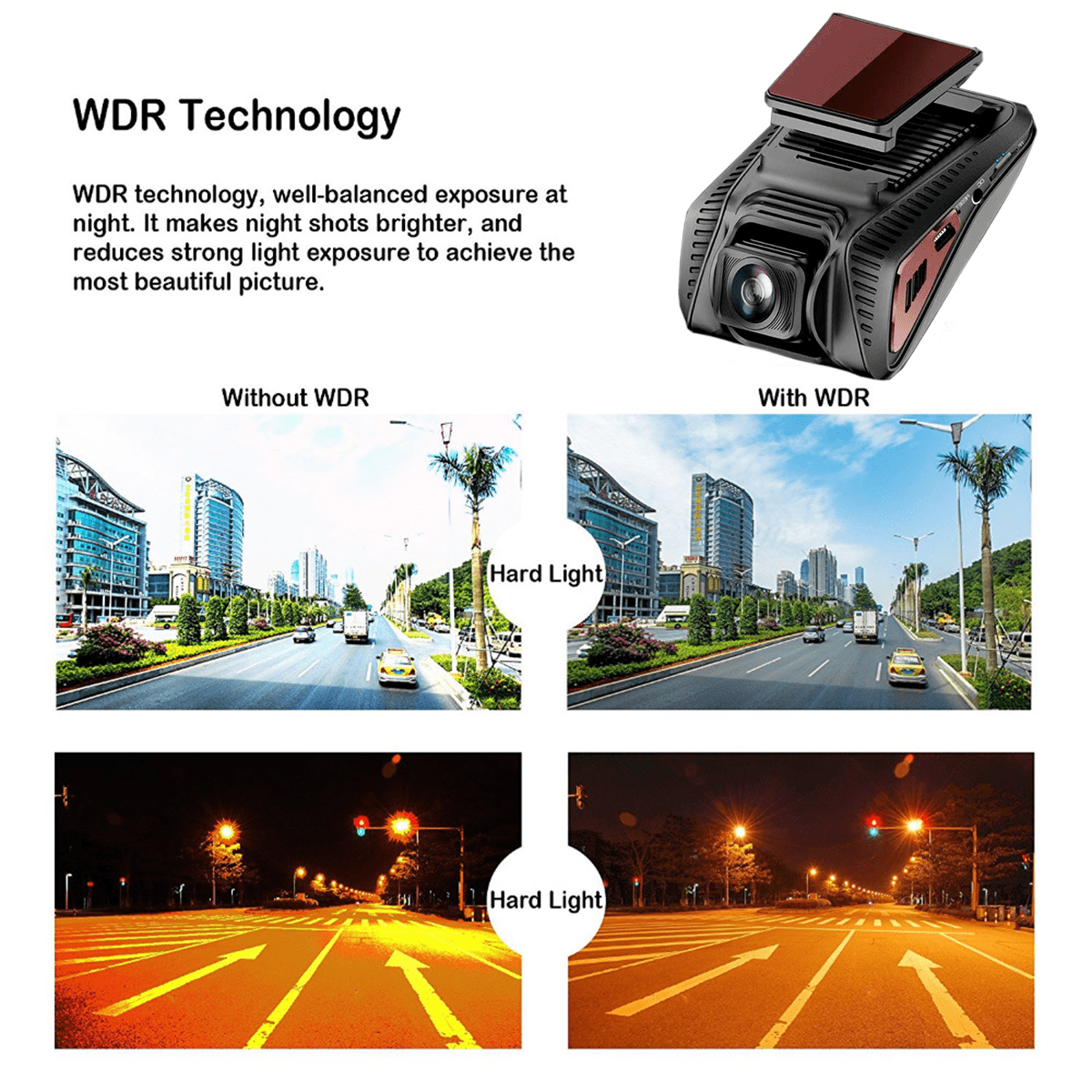 fc157 hidden car dvr