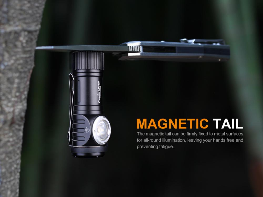 new fenix led flashlight