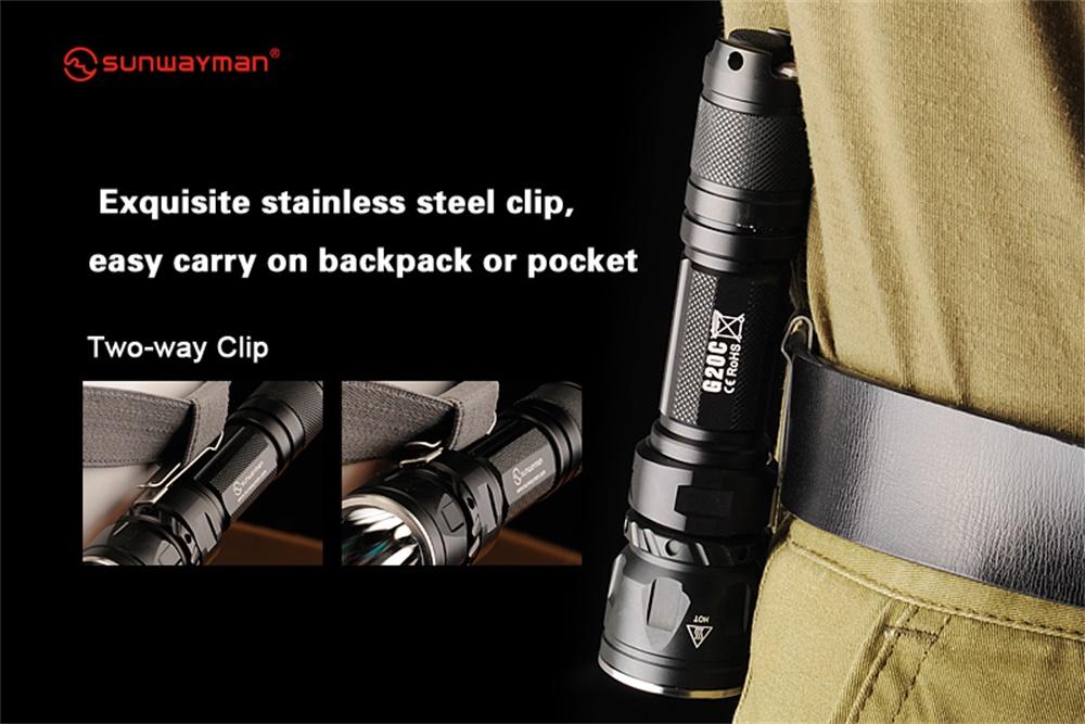 sunwayman g20c flashlight online