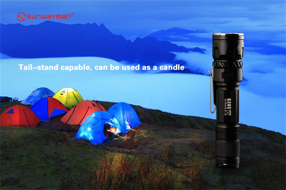 sunwayman g20c flashlight sale