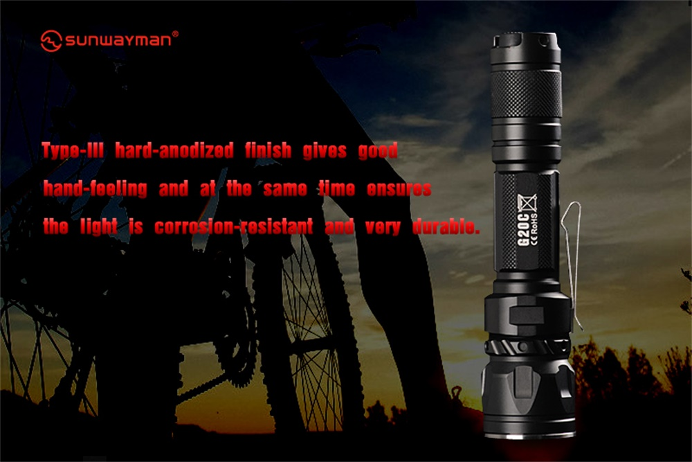 buy sunwayman g20c flashlight