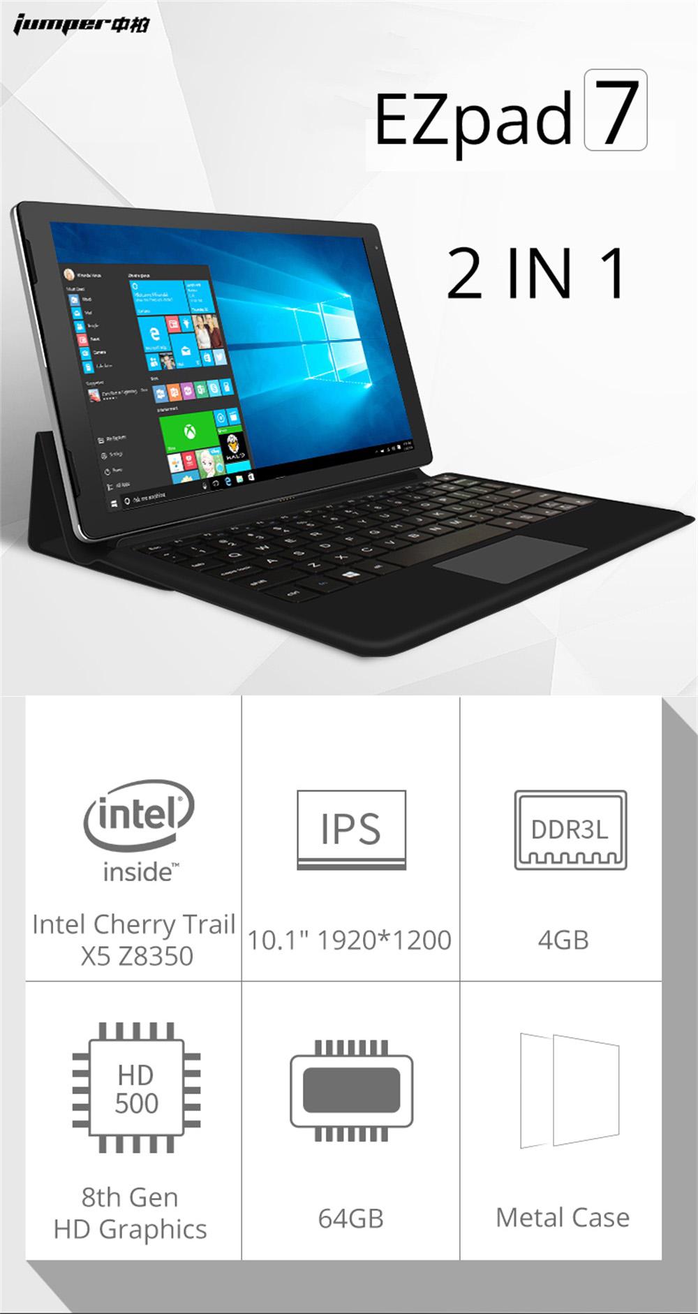 jumper ezpad 7 tablet pc