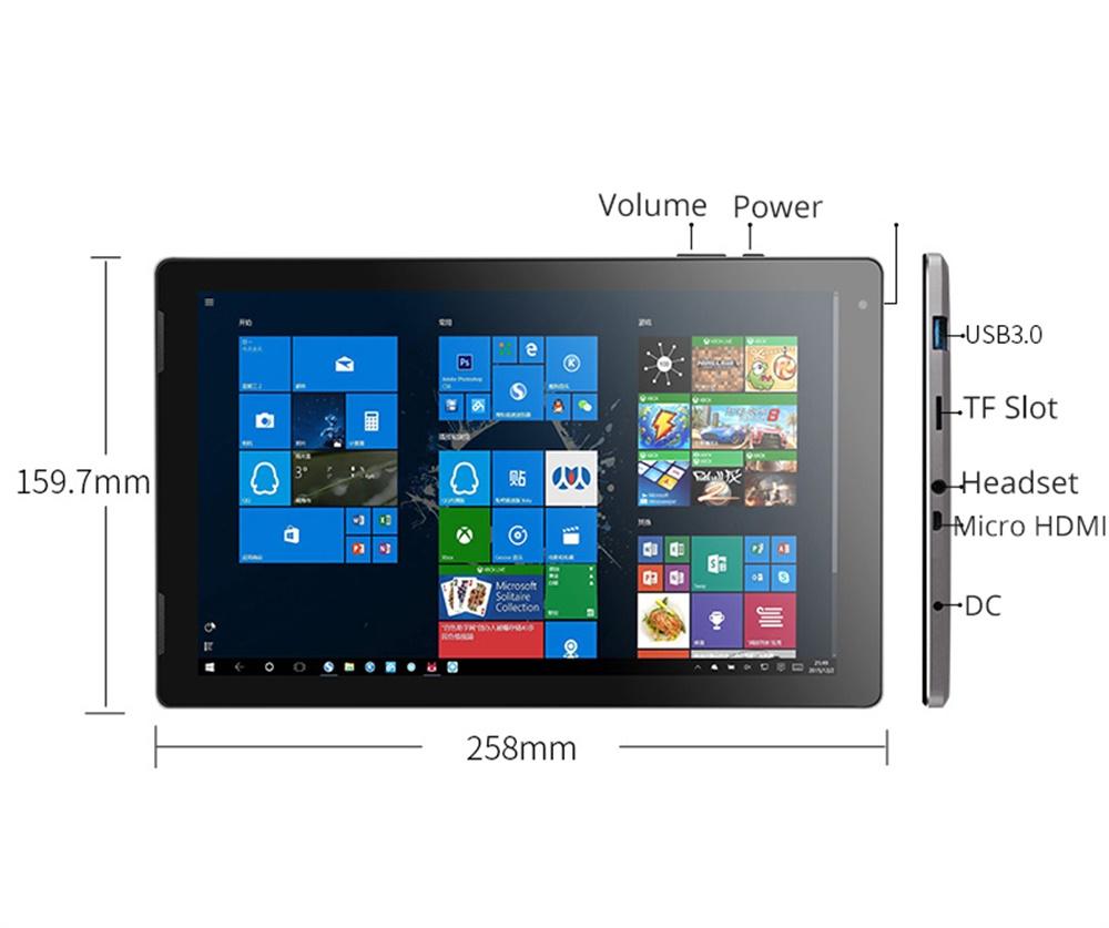 jumper ezpad 7 4g tablet pc
