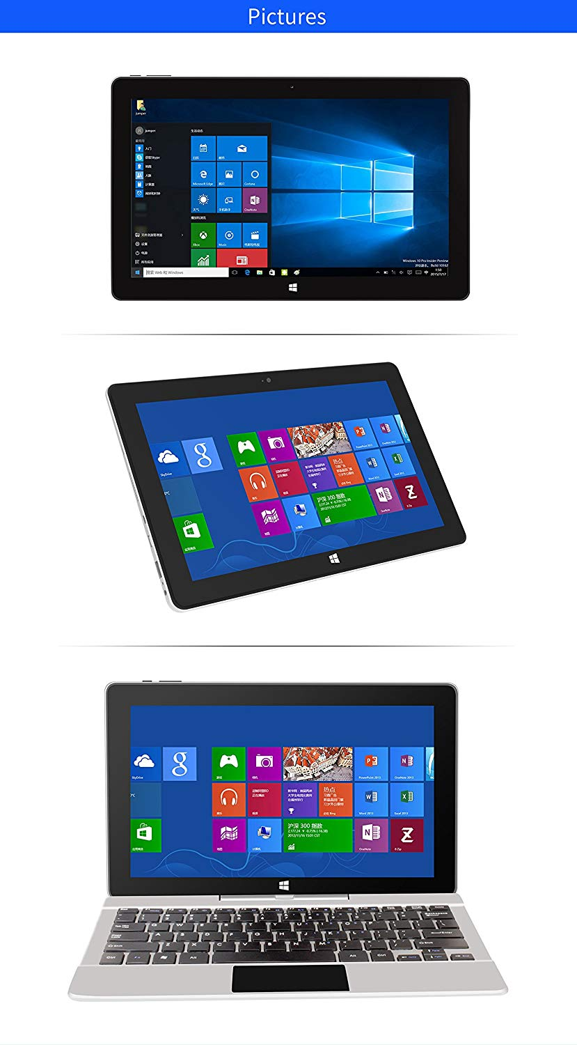 new jumper tablet pc