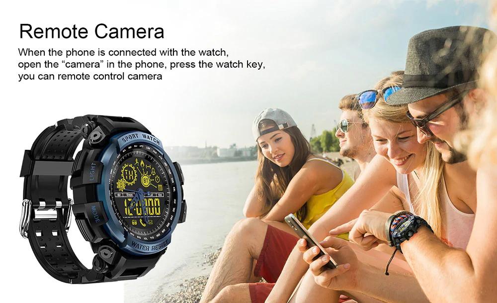 lf21 waterproof smartwatch