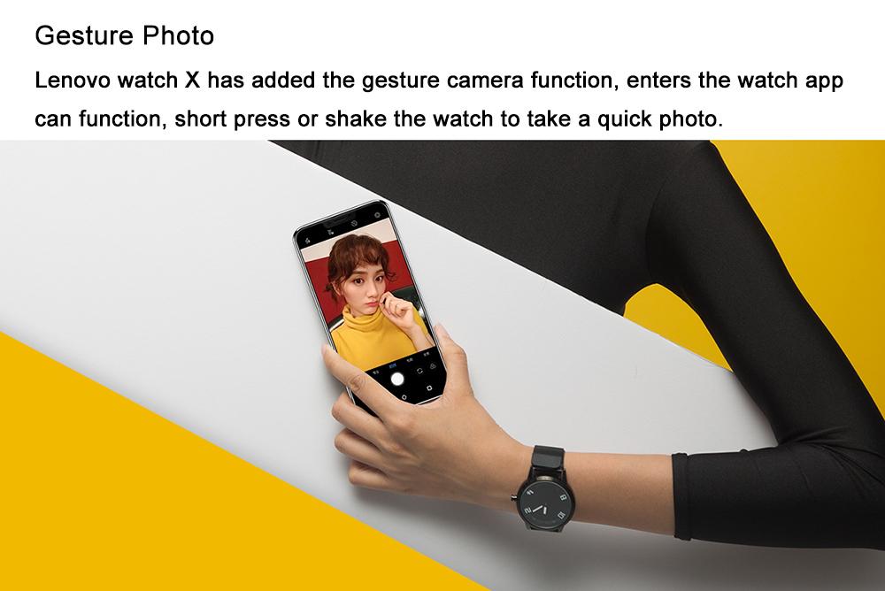 watch x smart wristwatch