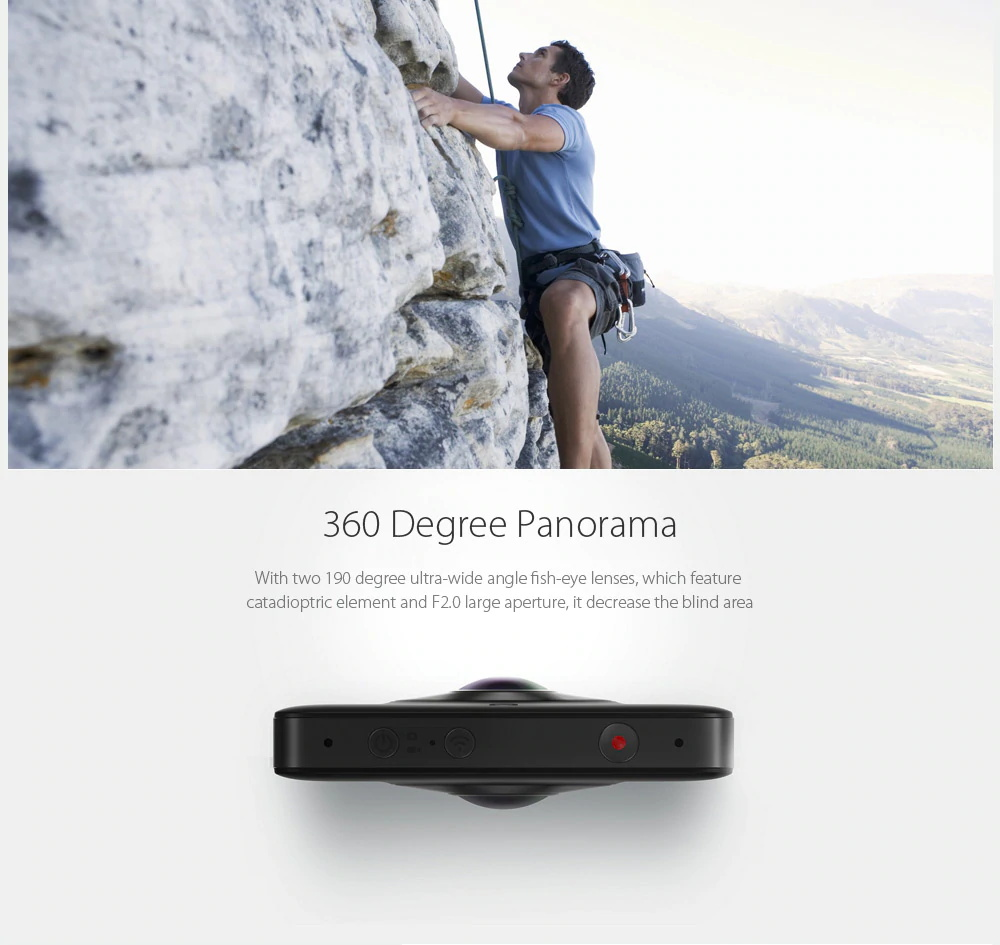 mi sphere action camera