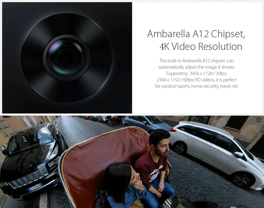 buy xiaomi mi sphere camera
