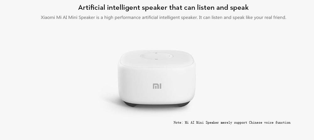mi ai mini speaker