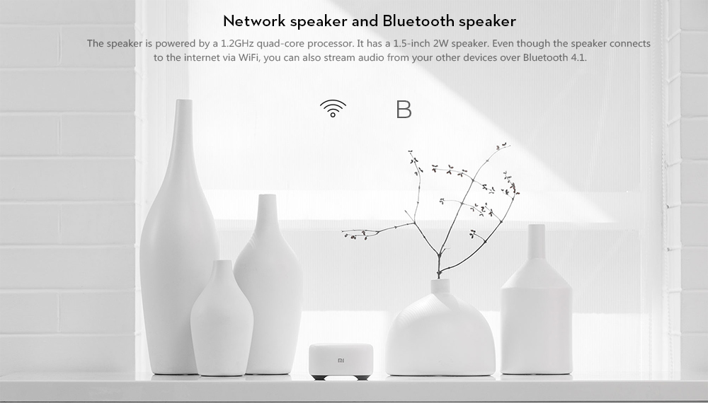new xiaomi bluetooth speaker