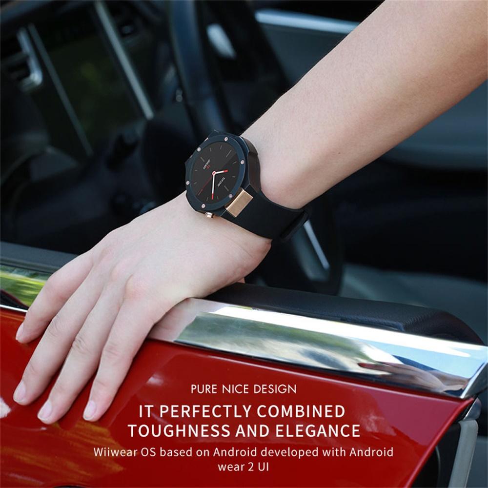microwear h2 smart watch