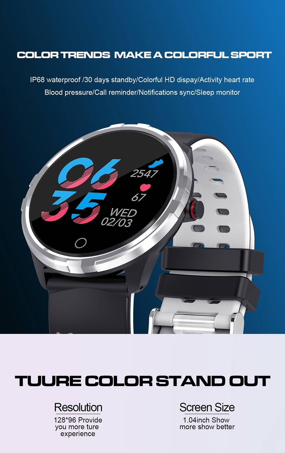 microwear x7 smartwatch